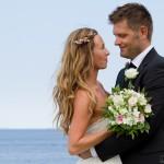 Eventyrlige bryllupsbilleder